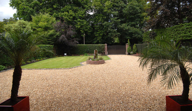 Landscaping & Garden Design in Cheshire