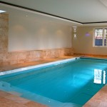 Indoor Swimming Pool by New Build Construction Company in Cheshire