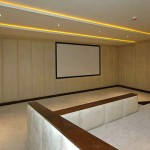 Cinema Room by Award Winning New Build Construction Company in Cheshire
